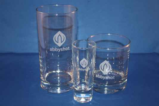 Abbyshot glasses
