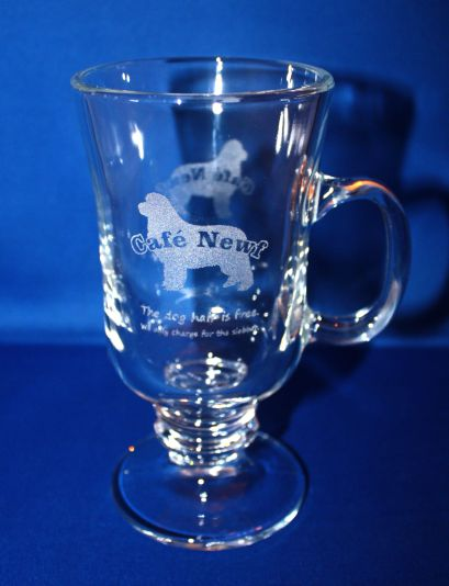 Cafe Newf - Irish Coffee mug - www.cafenewf.com