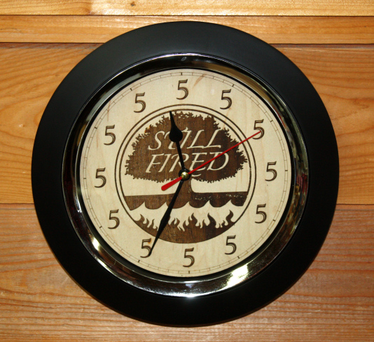 Custom Clock Face